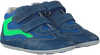 Blaue BUNNIES JR Babyschuhe ZEKI ZACHT - small