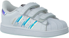Weiße ADIDAS Sneaker SUPERSTAR KIDS - small