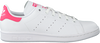 Weiße ADIDAS Sneaker low STAN SMITH J  - small