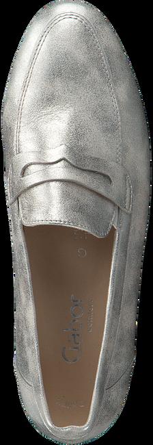 Silberne GABOR Loafer 444 - large