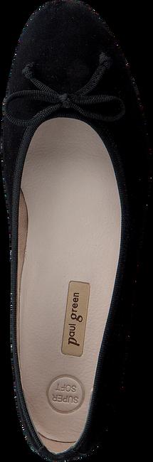 Schwarze PAUL GREEN Ballerinas 2598  - large