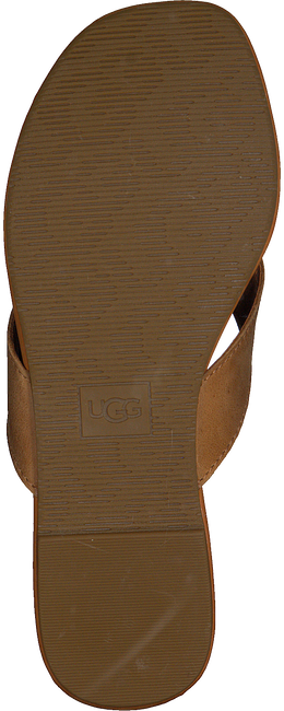 Braune UGG Pantolette W TUOLUMNE  - large