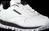 Weiße REEBOK Sneaker low CLASSIC LEATHER KIDS  - small