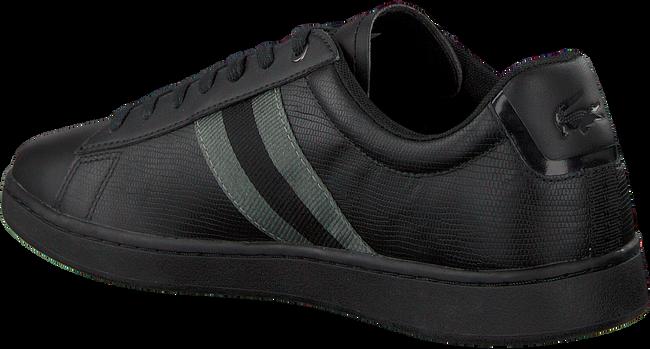 Schwarze LACOSTE Sneaker CARNEBY EVO  - large