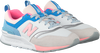 Weiße NEW BALANCE Sneaker CW997  - small
