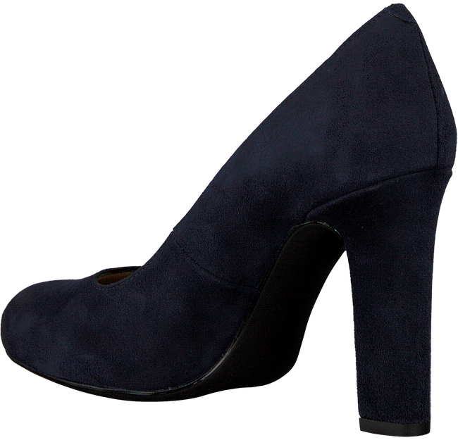Blaue UNISA Pumps PATRICK - large