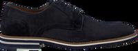 Blaue MAZZELTOV Business Schuhe 5406  - medium