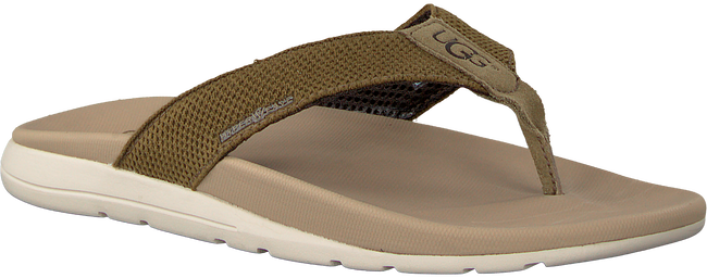 green UGG shoe TENOCH HYPERWEAVE  - large