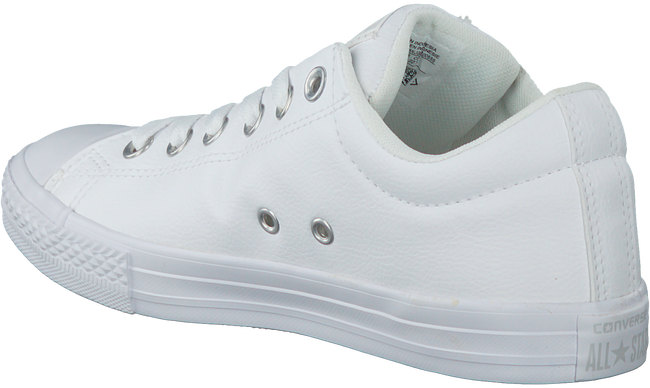 Weiße CONVERSE Sneaker CHUCK TAYLOR ALL STAR STREET S - large