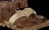 cognac UGG shoe MARABEL METALLIC  - small