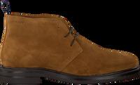 Cognacfarbene GANT Business Schuhe FARGO  - medium