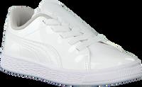 Weiße PUMA Sneaker BASKET CRUSH PATENT AC  - medium