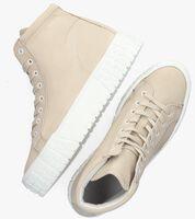 Beige HIP DONNA Sneaker high D1923  - medium