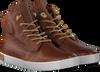 Cognacfarbene BLACKSTONE Ankle Boots GM06 - small