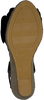Schwarze KANNA Espadrilles KV8130 - small