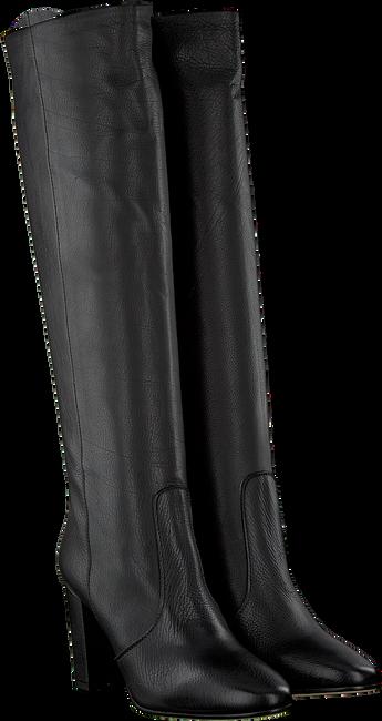 Schwarze FRED DE LA BRETONIERE Hohe Stiefel 193010041  - large