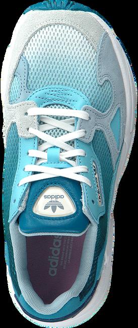 Blaue ADIDAS Sneaker FALCON W  - large