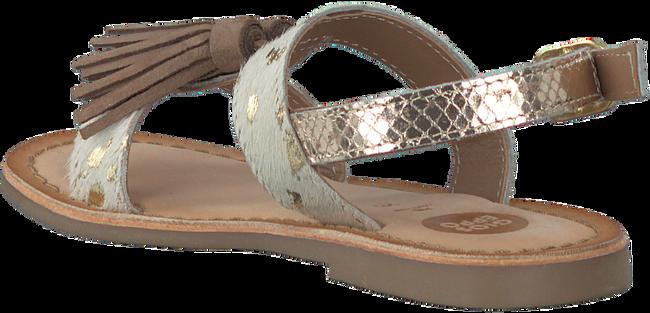 Weiße GIOSEPPO Sandalen COWKID - large