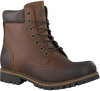 Cognacfarbene TIMBERLAND Ankle Boots RUGGED 6 IN PLAIN TOE WP - small