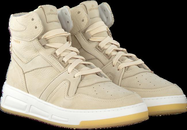 Beige COPENHAGEN FOOTWEAR Sneaker high CPH406  - large