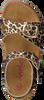 Goldfarbene DEVELAB Sandalen 48186 - small