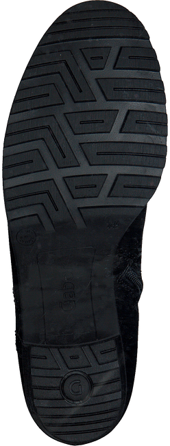 Schwarze GABOR Stiefeletten 92.804  - large