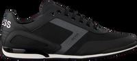 Schwarze BOSS Sneaker low SATURN LOWP ACT5  - medium