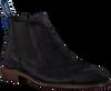 Blauwe FLORIS VAN BOMMEL Chelsea Boots 10902 - small