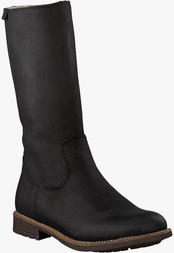 Schwarze OMODA Hohe Stiefel OM119601  - larger