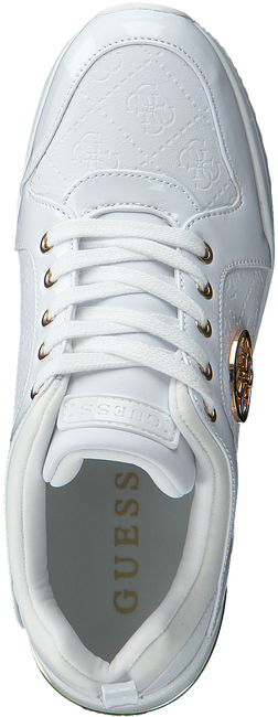 Weiße GUESS Sneaker low JARYDS  - large