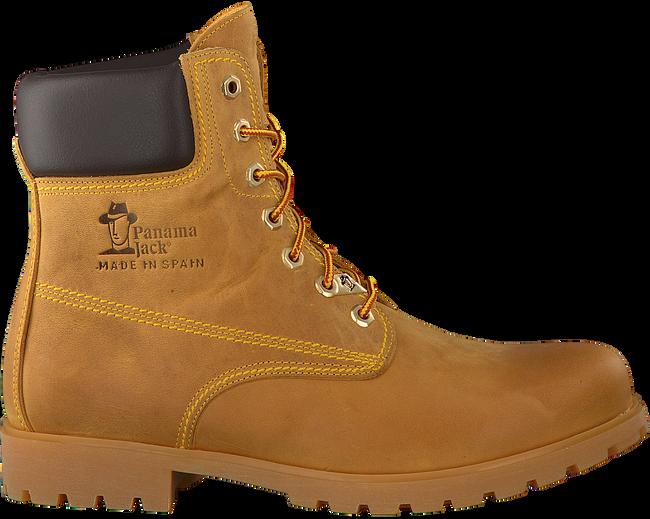 Camelfarbene PANAMA JACK Ankle Boots PANAMA HEREN - large