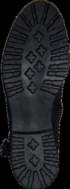 Schwarze GIGA Langschaftstiefel 8721 - large