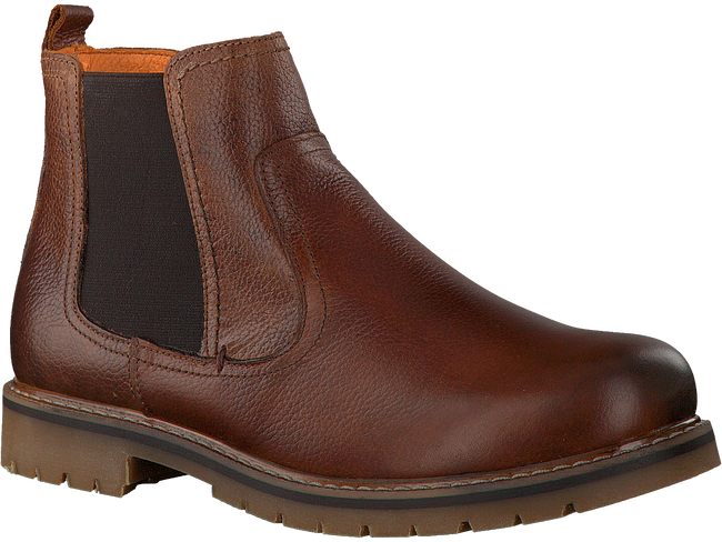 Cognacfarbene OMODA Chelsea Boots 530060 - large