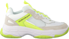 Gelbe CALVIN KLEIN Sneaker low MAYA  - small