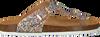 Goldfarbene DEVELAB Sandalen 48206 - small