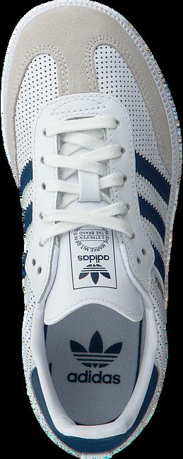 Weiße ADIDAS Sneaker SAMBA OG C  - large