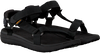 Black TEVA shoe SANBORN UNIVERSAL  - small