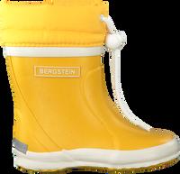 Gelbe BERGSTEIN Gummistiefel WINTERBOOT - medium