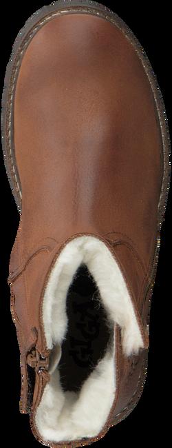 cognac GIGA shoe 8071  - large