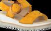 Gelbe GABOR Sandalen 645.1  - small