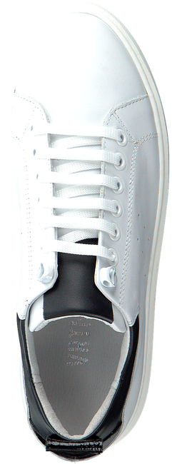 Weiße VRTN Sneaker 0030  - large