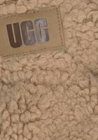 Beige UGG Handschuhe SHERPA MITTEN W LOGOT  - medium