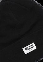 Schwarze MSCH COPENHAGEN Mütze MOJO BEANIE  - medium