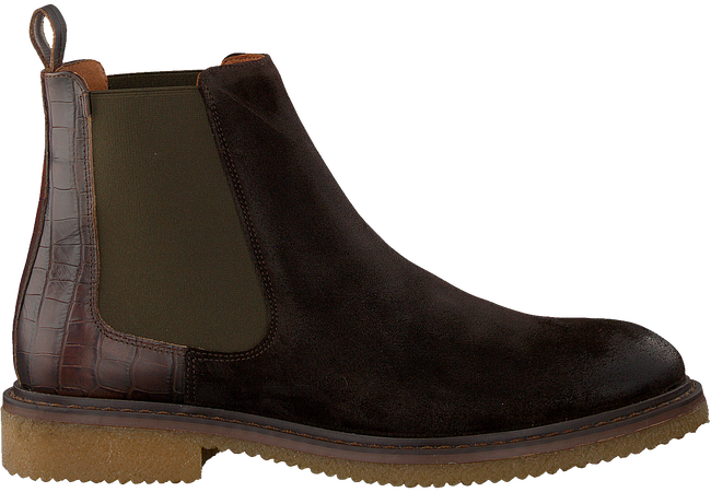 Braune GROTESQUE Chelsea Boots BUCKO 1  - large