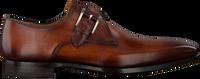 Cognacfarbene MAGNANNI Business Schuhe 19531/  - medium