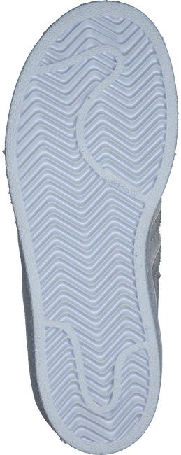 Weiße ADIDAS Sneaker SUPERSTAR C - large