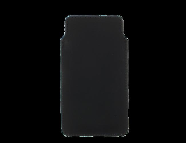 Schwarze OMODA Handy-Schutzhülle TELEPHONE CASE - large