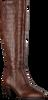 Cognacfarbene MARIPE Hohe Stiefel 29383  - small