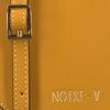 Gelbe NOTRE-V Umhängetasche MARIE  - small