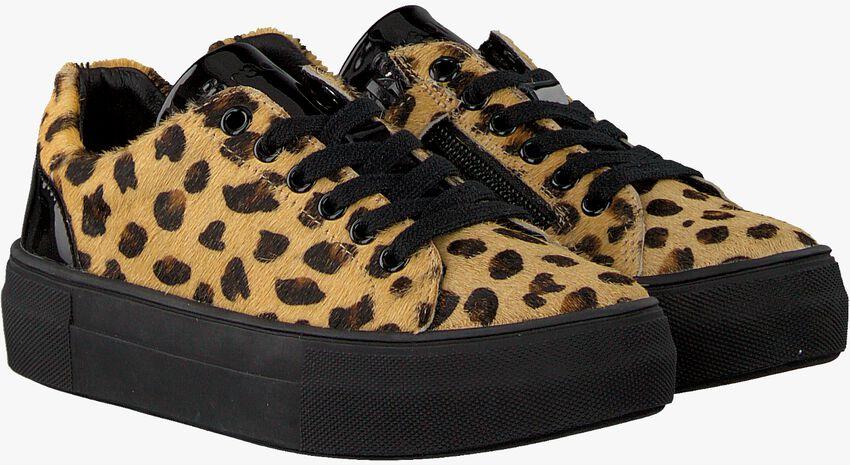 Beige BRAQEEZ Sneaker DEMI DREAM  - larger